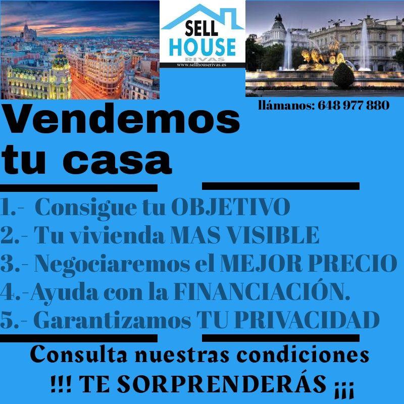 VENDER CASA EN MADRID