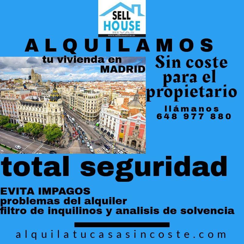 ALQUILER EN MADRID