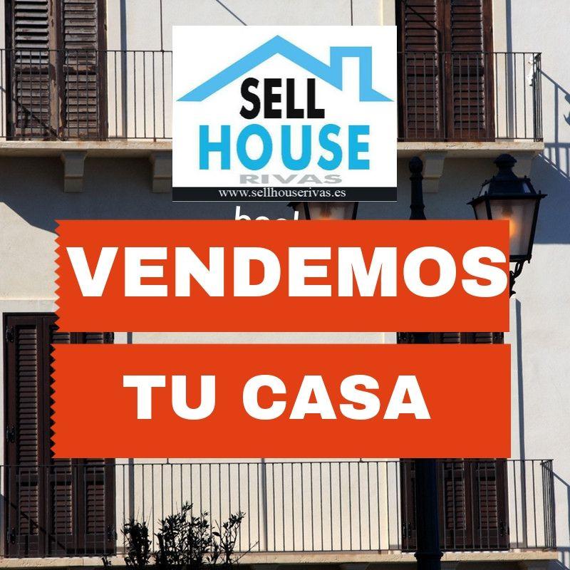 SELL HOUSE RIVAS. INMOBILIARIA