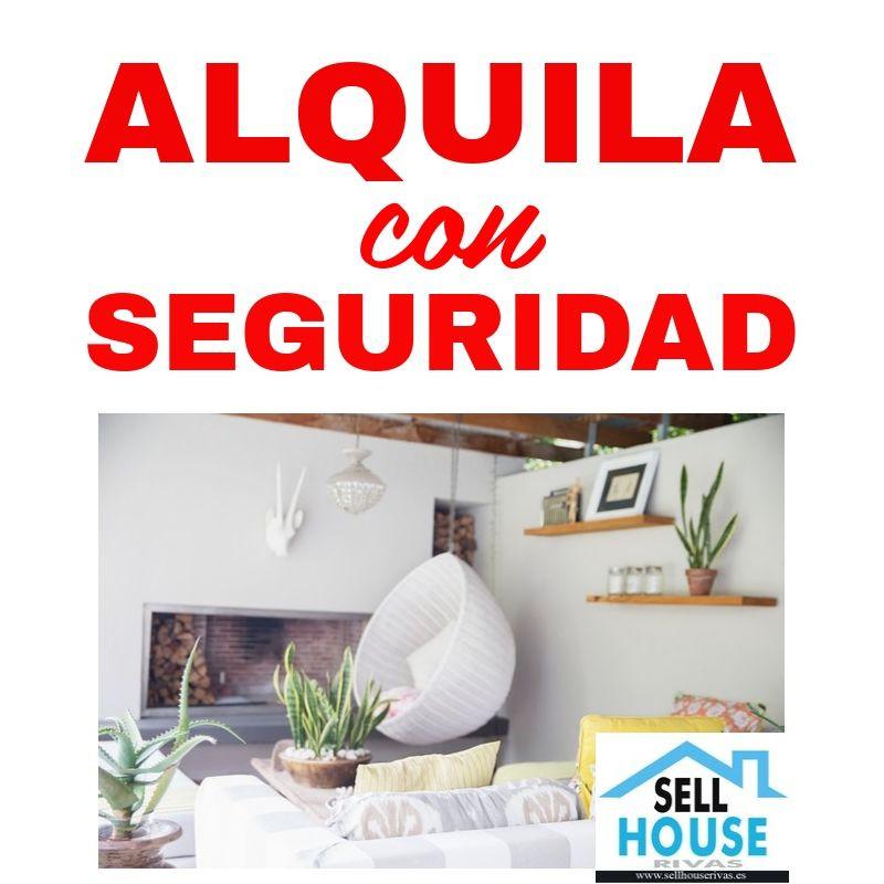 ALQUILA CON SEGURIDAD