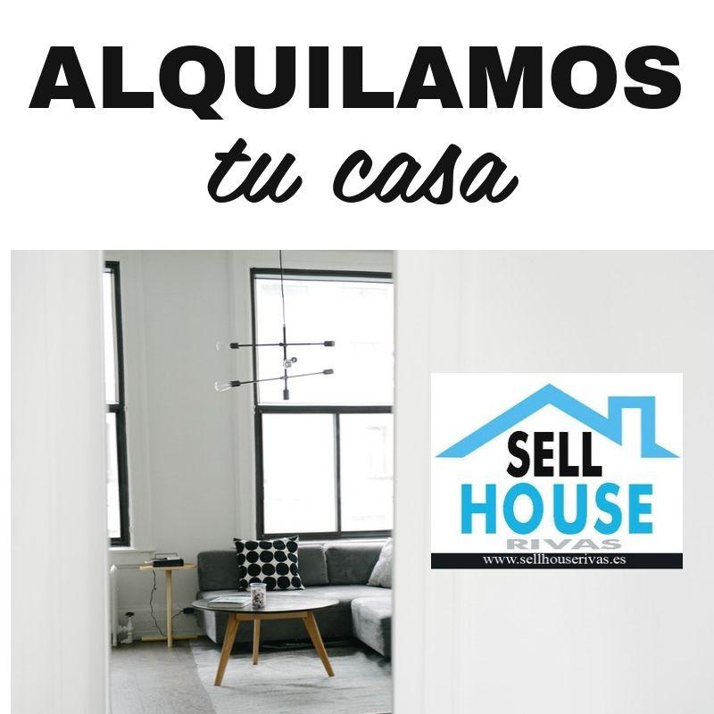 alquilamos tu casa. sellhouserivas.es
