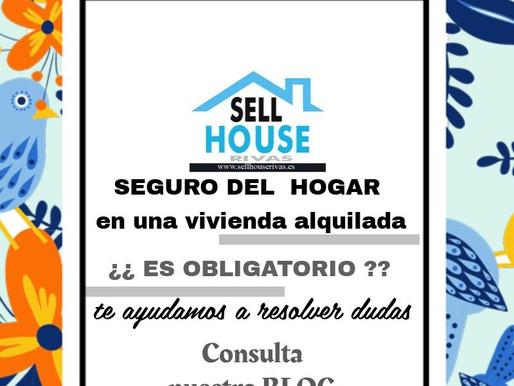 Seguro del hogar en una vivienda alquilada.        ¿es necesario?