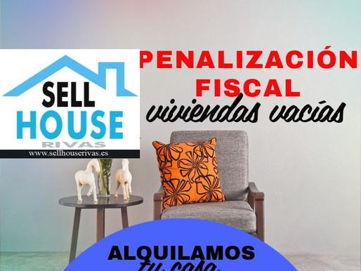 Las viviendas vacías serán penalizadas fiscalmente
