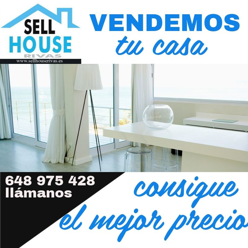vender piso en Madrid. Sell house rivas