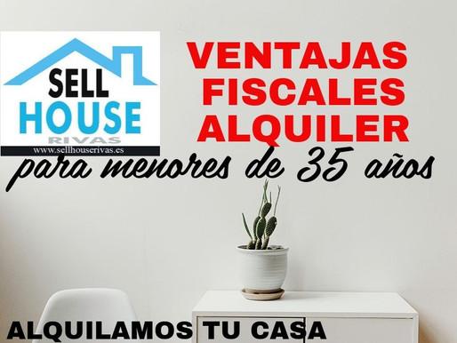 Ventajas fiscales por vivir de alquiler en Madrid.