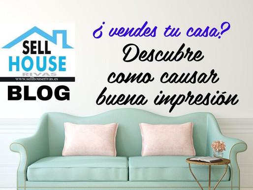 ¿vendes tu casa? Descubre como causar buena impresión en la primera visita.