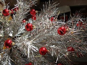 1970s Christmas Tree