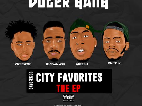 City favorites #doz3rgang
