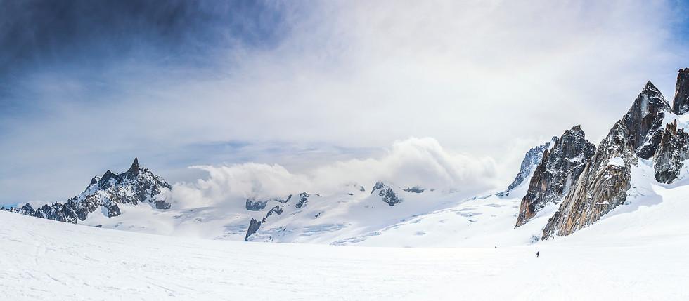 Vallée Blanche, Chamonix