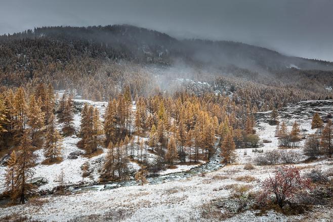 Nevache, vallée de la Clarée