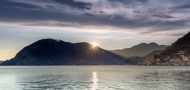 Lac d'Iseo, Italie