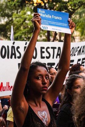 14M – A un año de su asesinato: ¡ Justicia para Marielle!