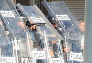 La militarización no garantiza seguridad sino represión