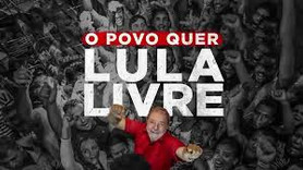 Pronunciamiento internacional por la libertad de Lula y por sus derechos democráticos