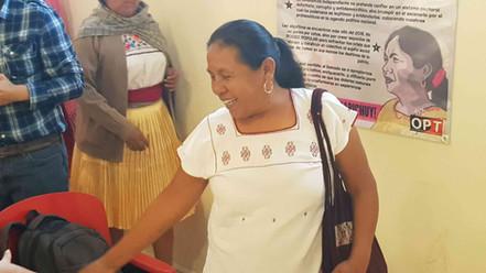 Encuentro del CIG y Marichuy en Hermosillo: Un evento donde mujeres, dieron voz a quienes no tienen