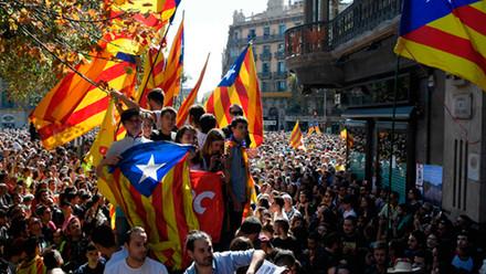 Por el derecho del pueblo catalán a votar y decidir No a la represión