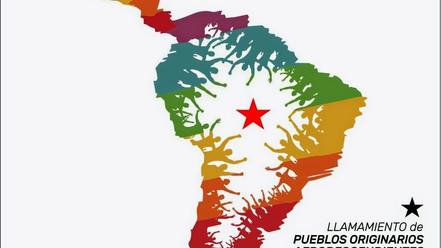Llamamiento de los pueblos originarios, afrodescendientes y las organizaciones populares de América