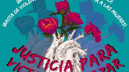 Exigimos justicia y alto a la violencia feminicida en México