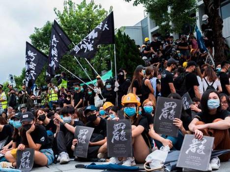 La izquierda internacional debe acudir en ayuda del pueblo de Hong Kong