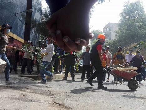 Los terremotos en México. El social y el político