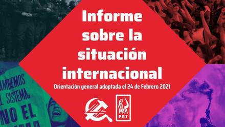 Informe sobre la Situación Internacional