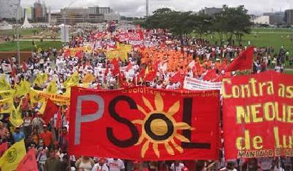 #ElleNao: para derrotar a Bolsonaro y la defensa de derechos. En la segunda vuelta el PSOL defiende
