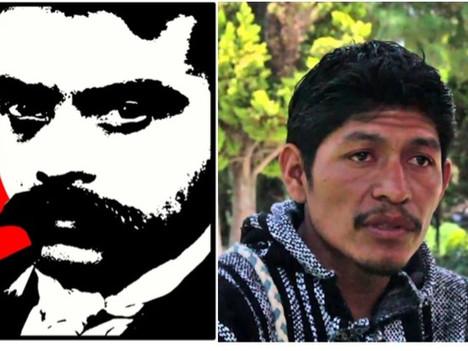 Zapata a cien años, la defensa de la tierra y justicia para Samir