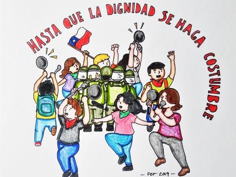 PRENDE LA MECHA EN CHILE