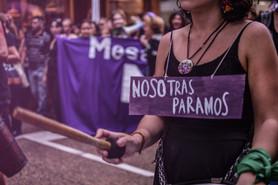 El nuevo ascenso del movimiento de mujeres