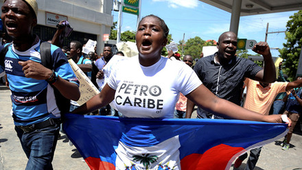 Haití: ¡Ningún muerto solo! ¡Ningún muerto sin importancia!