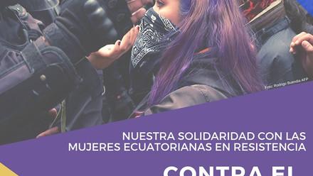 Ecuador: ¡CONTRA EL PAQUETAZO NEOLIBERAL!!!¡VAMOS AL PARO NACIONAL!