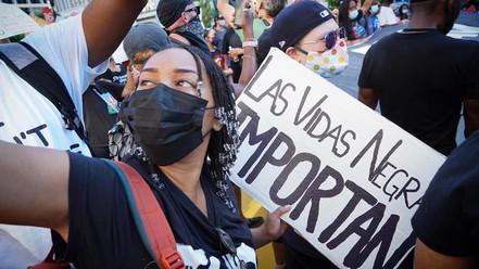 SOLIDARIDAD CON LA REBELIÓN ANTIRRACISTA MUNDIAL: Cuarta Internacional