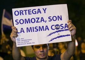 Nicaragua: La canallada del Foro de Sao Pablo
