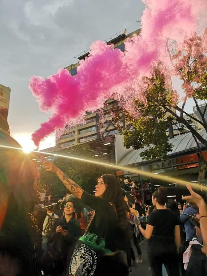 Foto: Luchadoras