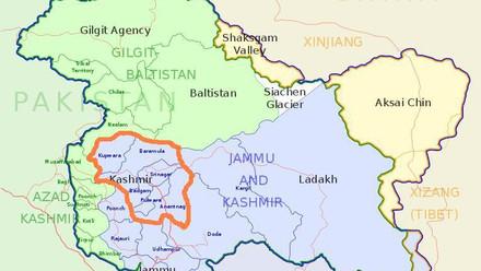 La crisis en Cachemira, India, Pakistán y el combate de las fuerzas progresistas
