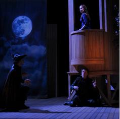 """2010-12 """"Cyrano de Bergerac"""" E. Rostand / mise en scène Gilles Bouillon"""
