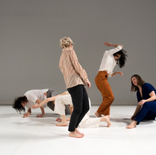 2018-19«Mirage » Olga de Soto / Danseuse-Collaboration