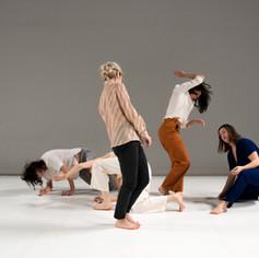 """2018-19 """"Mirage""""  Olga de Soto / interprète-collaboration"""
