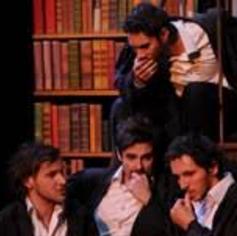 """2009 """"Peines d'amour perdues"""" Shakespeare / mise en scène Gilles Bouillon"""