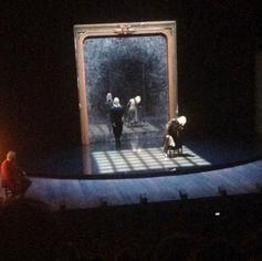 """2013-14 """"Dom Juan"""" Molière / mise en scène Gilles Bouillon"""