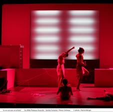 2006 «Je ne suis pas un artiste » G. Fontaine et P. Cottreau / Interprète-Danseuse