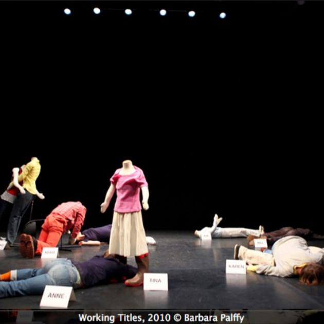 2010 «Working Titles» Ivana Muller / Reprise de rôle et Assistante