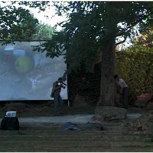 2005 «Archives »  Rémy Héritier / Performance. Interprète.