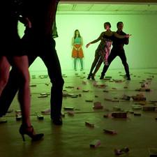 2007 «Oh oui !» Joachim Latarjet / Danseuse reprise rôle