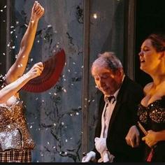 """2015-16 """"La Cerisaie"""" Tchekhov / mise en scène Gilles Bouillon"""