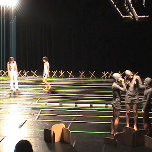 2007 «2 Bandes» Maeva Cunci/Club des Cinq / Interprète-Danseuse