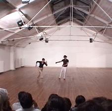 2001-03 «Feignant» Laurent Pichaud / Pièce Chorégraphique. Interprète.