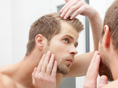 Queda de cabelo tem solução!