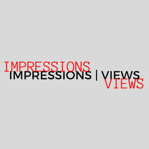 Number Of Impressions Vs Number of Views