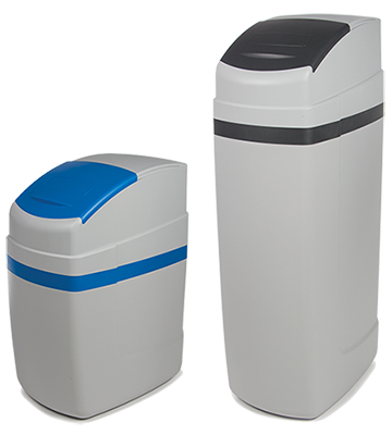 Water Softener Systems Cabinet Models - Click for Pricing